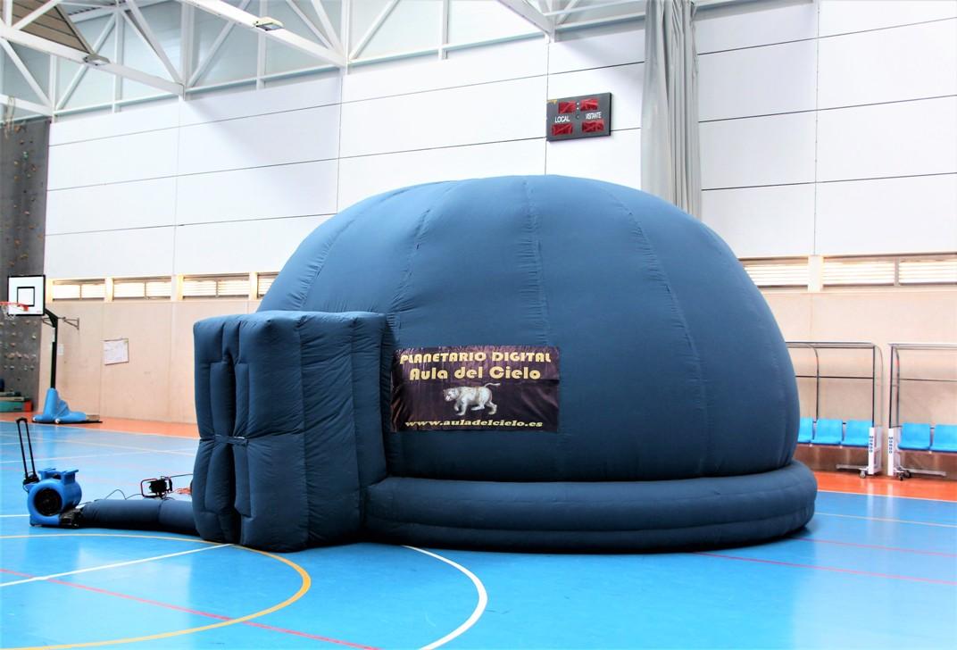 Observaciones Planetarios Cursos Y Telemático Aula Del Cielo
