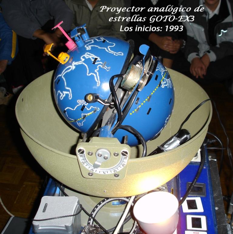 Proyector EX3